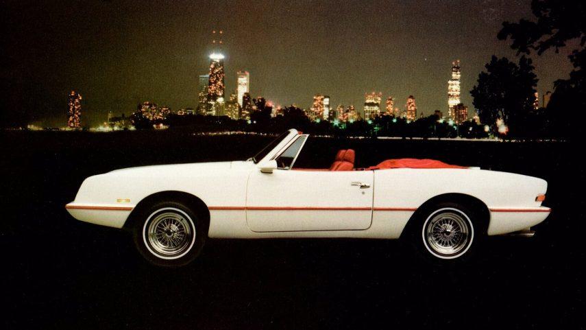 1988 Avanti Sport Convertible