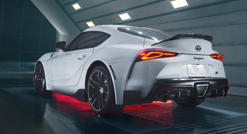 2022 Toyota GR Supra A91 CF Edition (2)