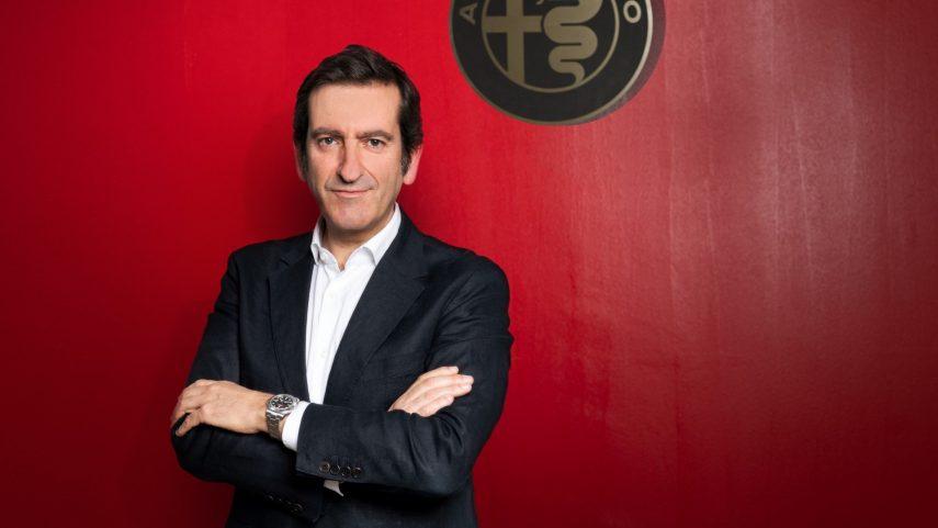 Confirmado: Alejandro Mesonero-Romanos es el nuevo director de diseño de Alfa Romeo