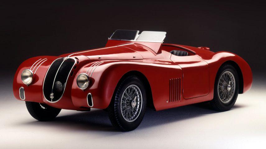 Coche del día: Alfa Romeo 6C 2500