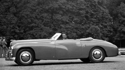 Alfa Romeo 6C 2500 S Cabriolet Luna di Miele 1947