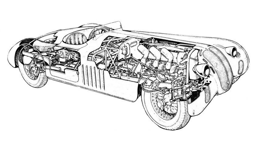 Alfa Romeo 6C 2500 SS Corsa Ala Spessa 1939