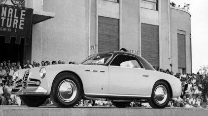 Alfa Romeo 6C 2500 SS Coupe Supergioiello 1950