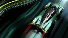 Aston Martin Valkyrie AMR Pro Teaser 2021 (7)