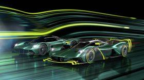 Aston Martin Valkyrie AMR Pro Teaser 2021 (9)
