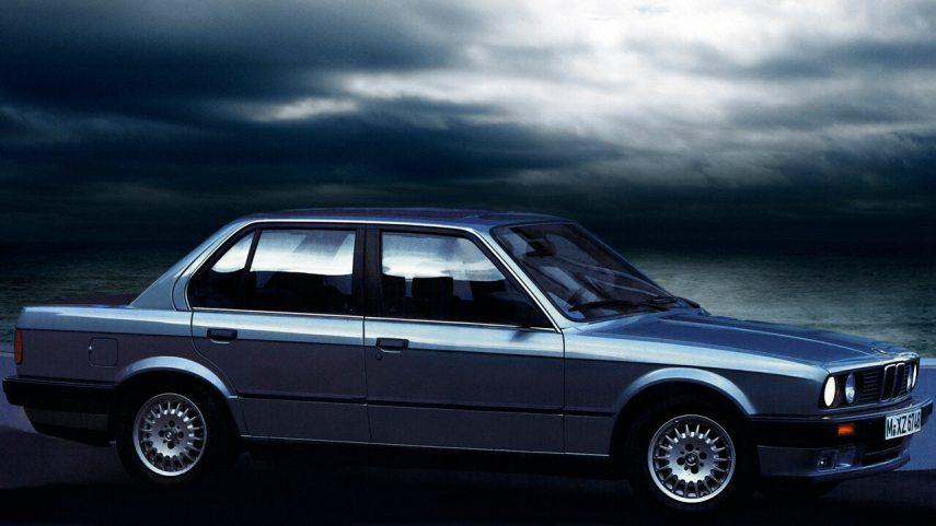 BMW 324td sedan E30 3