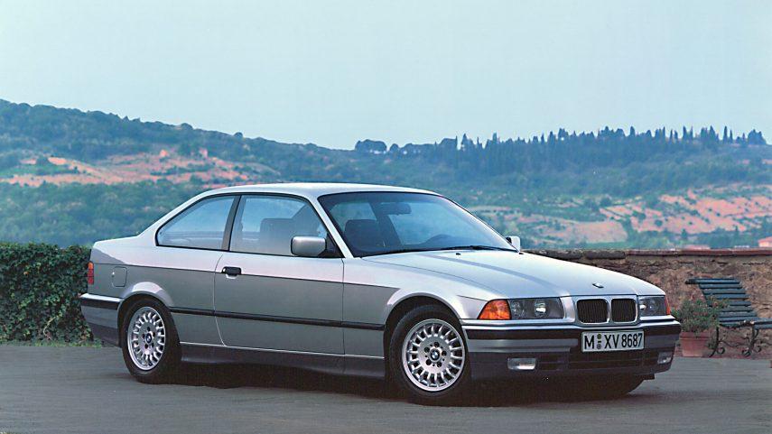 BMW 325i Coupe E36 1