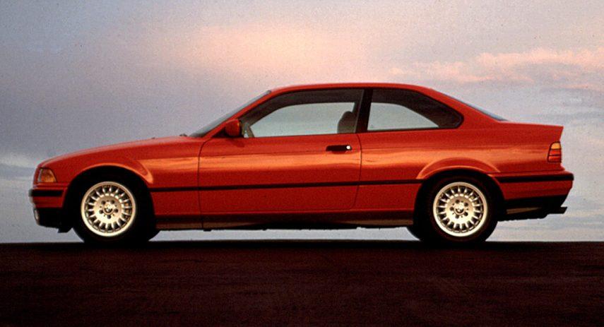 BMW 325i Coupe E36 2