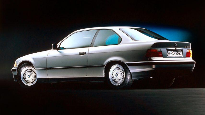 BMW 325i Coupe E36 3