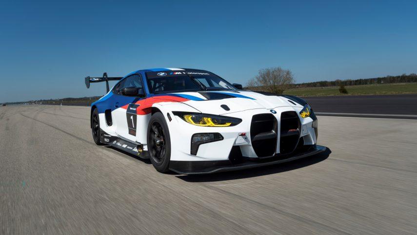 BMW M4 GT3 2021, mejor en casi todos los aspectos