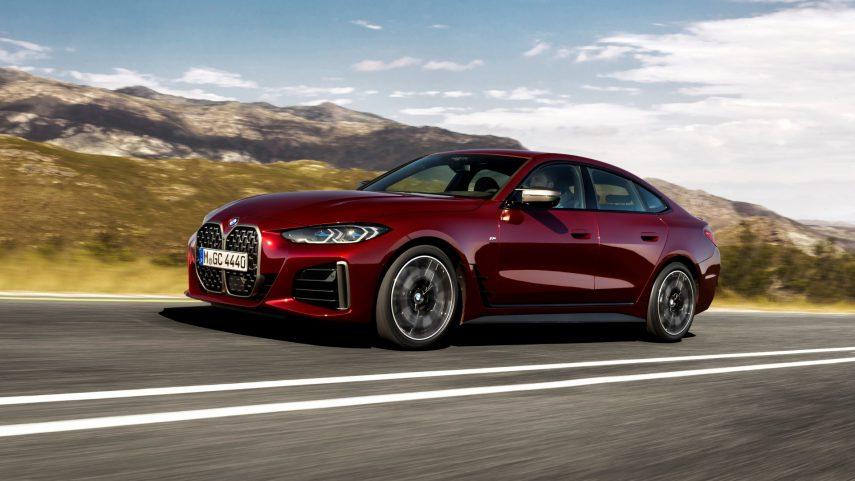 """BMW Serie 4 Gran Coupé 2022, el último miembro de la """"familia 4"""""""