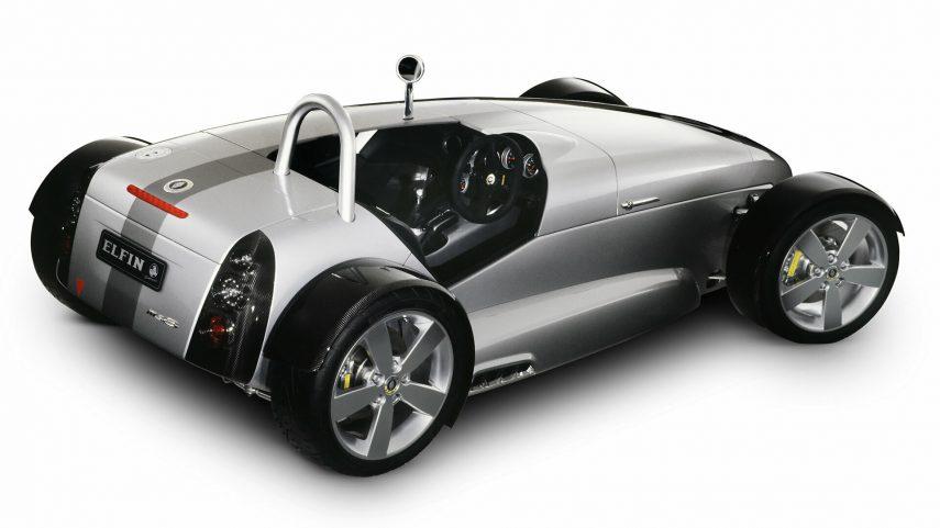 Elfin MS8 Clubman Concept 2004 2