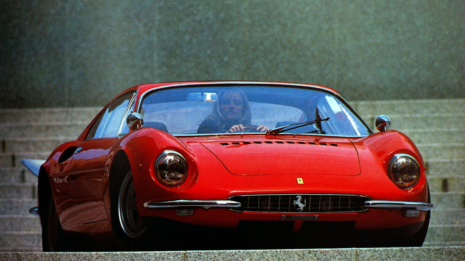 Coche del día: Ferrari 365 P Berlinetta Speciale