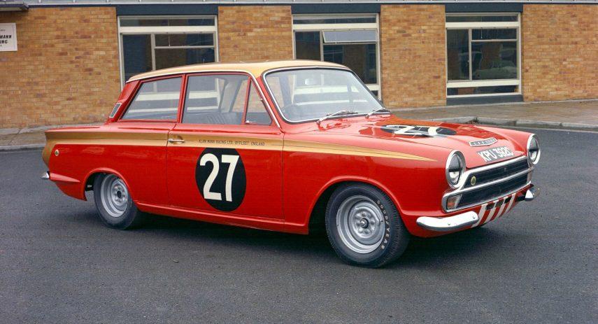 Ford Cortina Lotus MkI 1