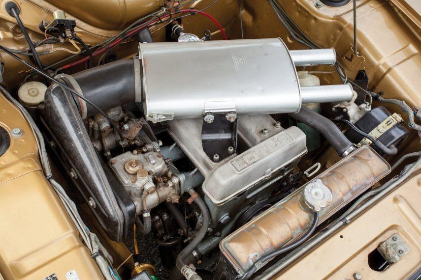 Ford Cortina Lotus MkII 3