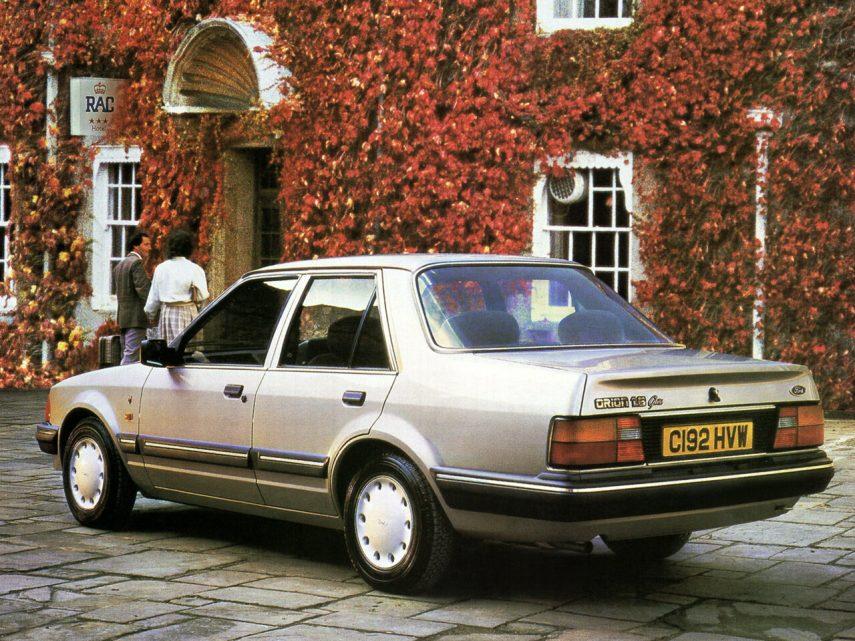 Ford Escort Ghia MkI