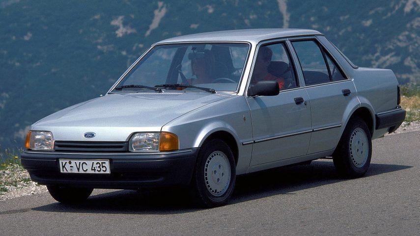 Ford Escort Ghia MkII