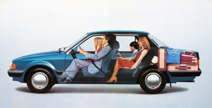 Ford Escort GL MkI
