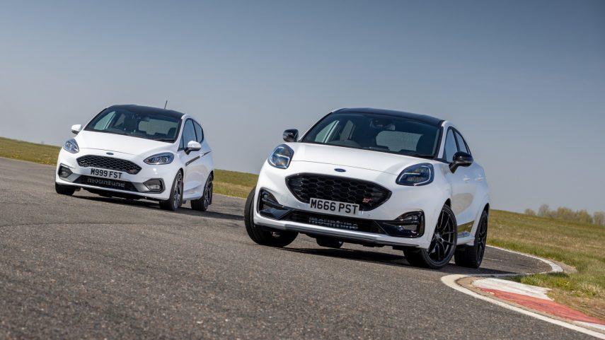 Mountune hace su magia con el nuevo Ford Fiesta ST y Puma ST
