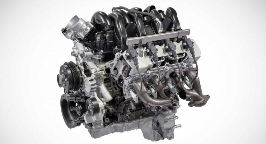 Ford Motor Godzilla V8 7 3 litros