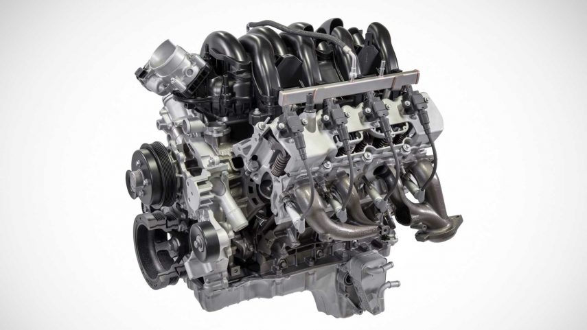 """El motor """"Godzilla"""" de Ford se está preparando para acoger la turboalimentación"""