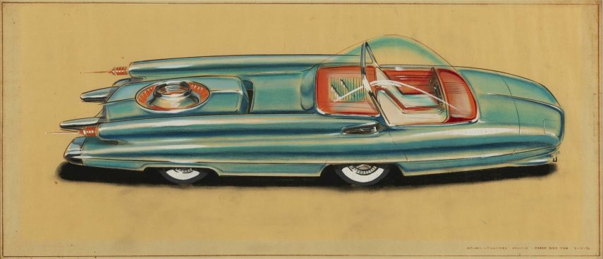 Ford Nucleon Concept 2