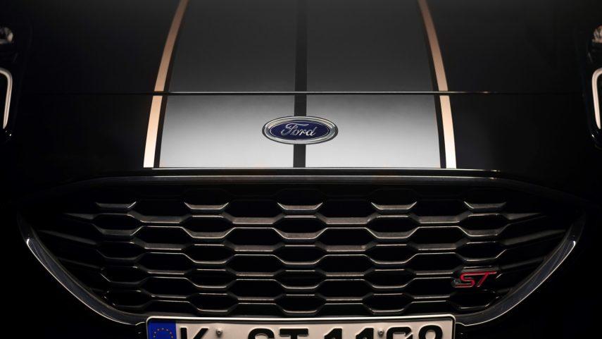 Ford Puma ST Gold Edition 2021 (3)