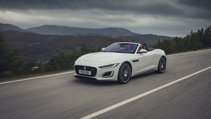 Jaguar F-Type 2022, más sencillo que nunca