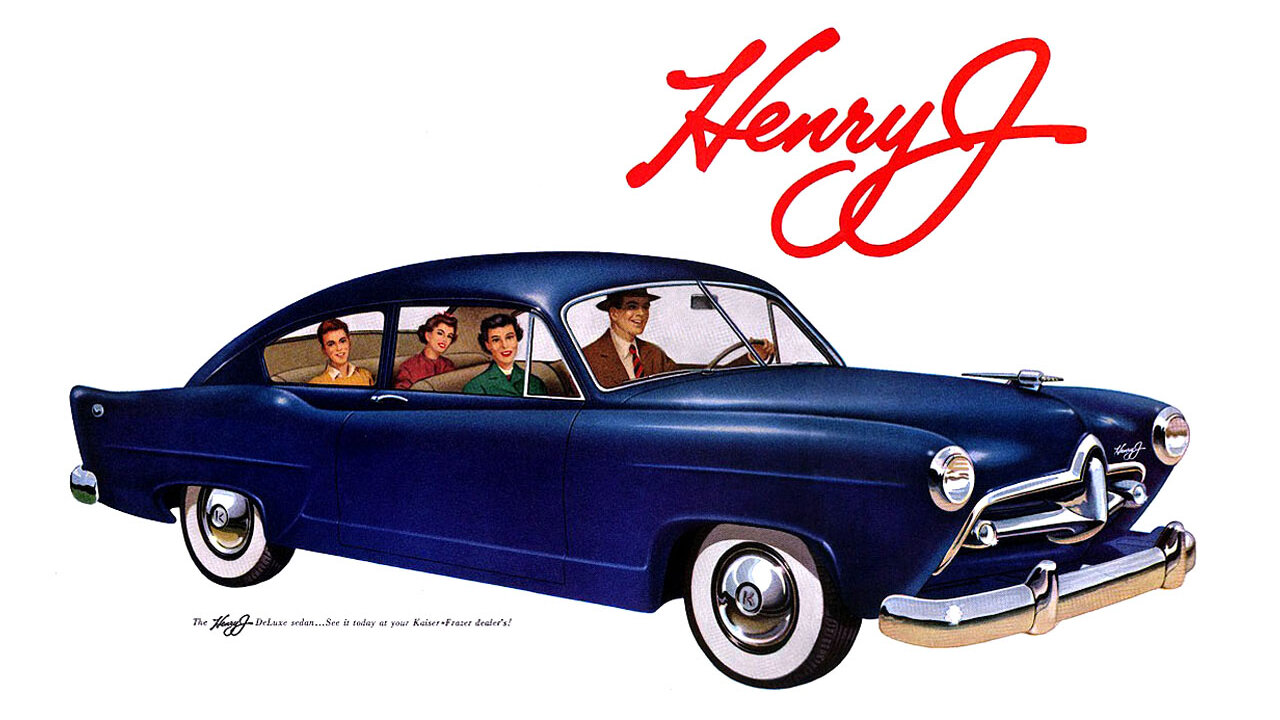 Coche del día: Kaiser-Frazer Henry J