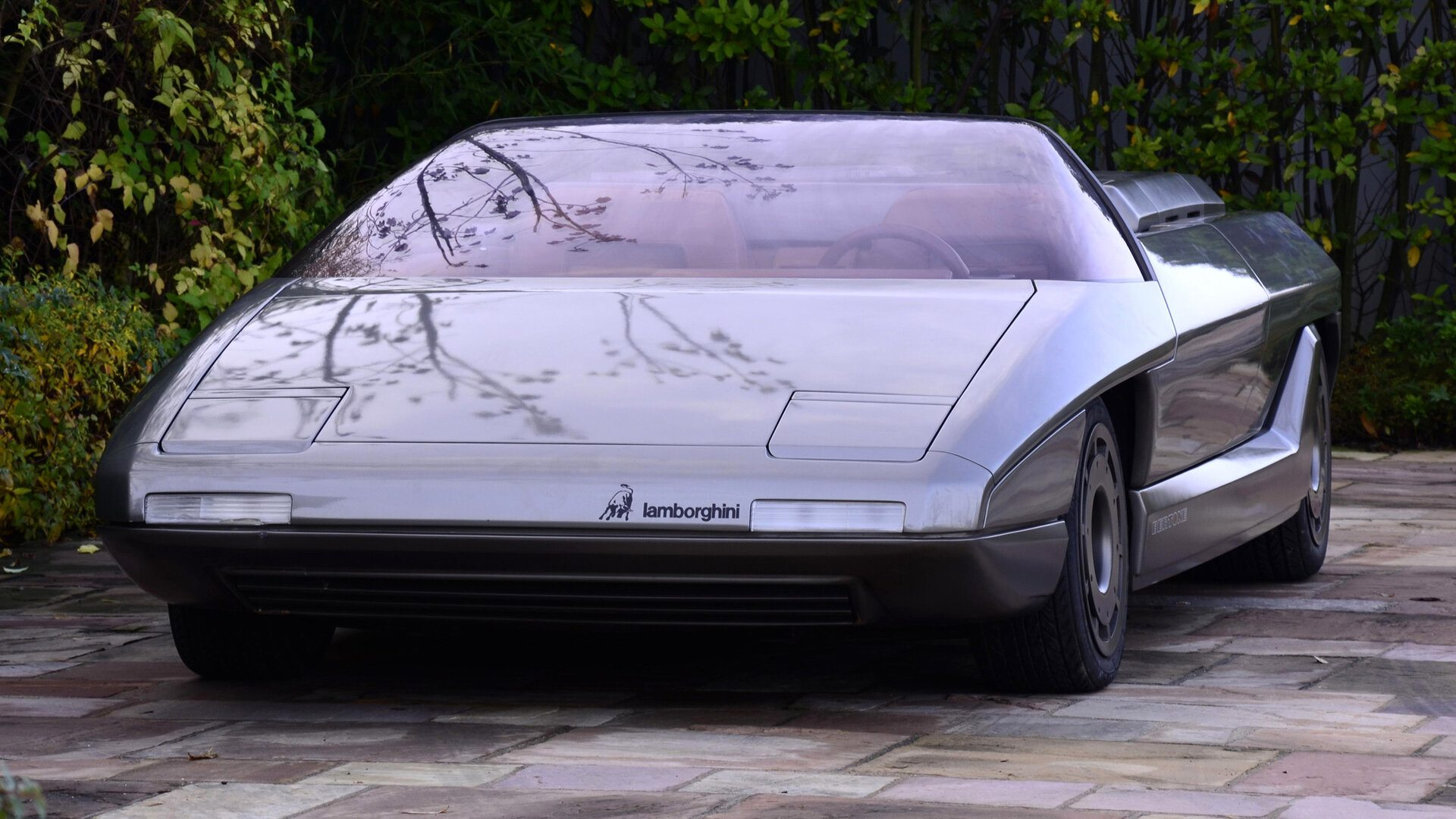 Coche del día: Lamborghini Athon