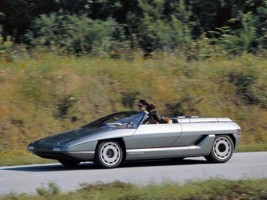 Lamborghini Athon Speedster Concept 2