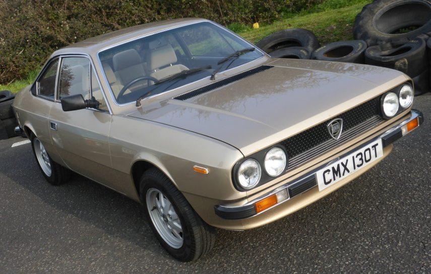 Lancia Beta Coupe 2000 2