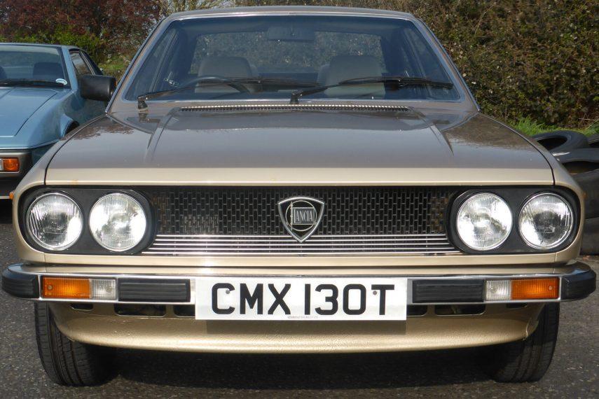 Lancia Beta Coupe 2000 4