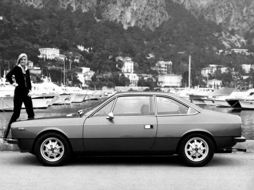 Lancia Beta Coupe primera serie