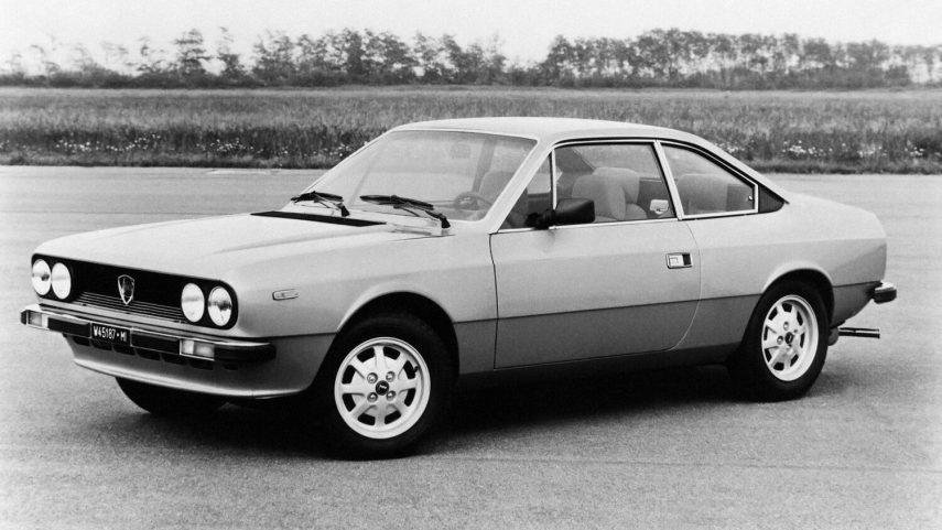 Lancia Beta Coupe segunda serie