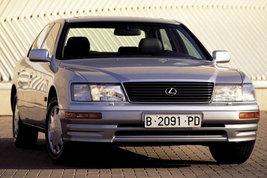 Lexus LS 400 UCF20 2