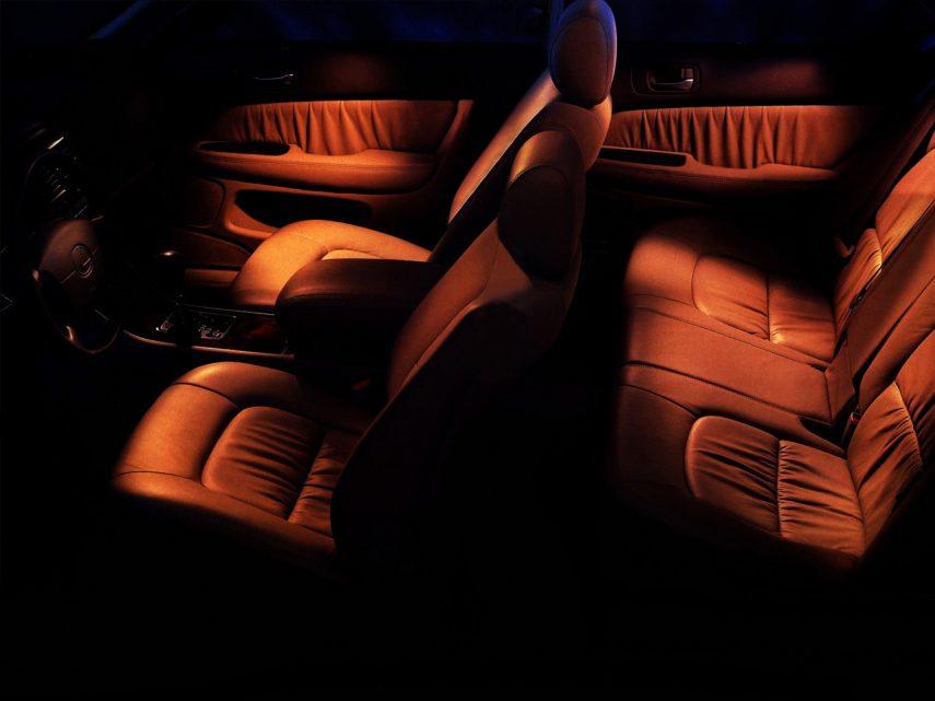 Lexus LS 400 UCF20 6