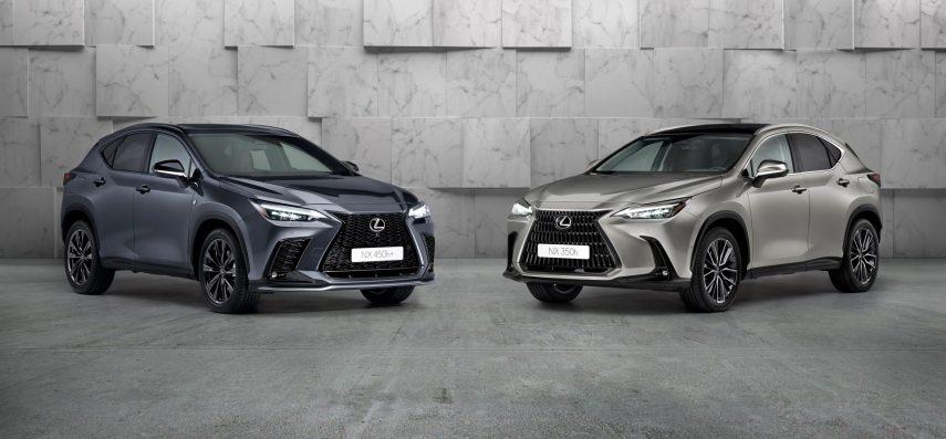 Lexus NX 2022, 95 % nuevo, pero igual que siempre