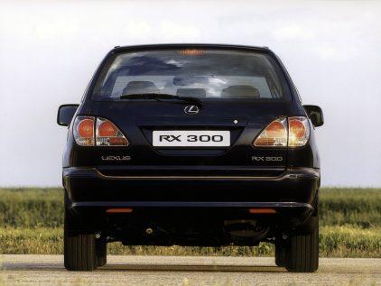 Lexus RX 300 XU10 4