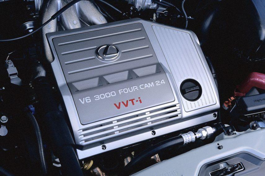 Lexus RX 300 XU10 5