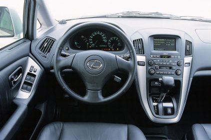 Lexus RX 300 XU10 6