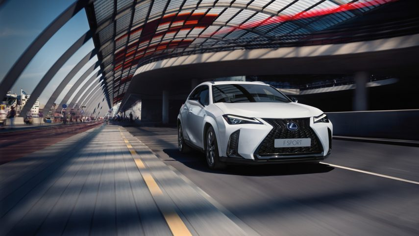 Lexus lanza la actualizada gama UX 250h 2022