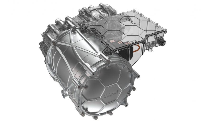 Mahle motor eléctrico sin imanes (2)