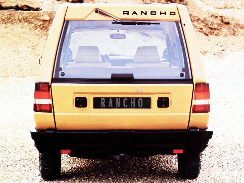 Matra Simca Rancho 5