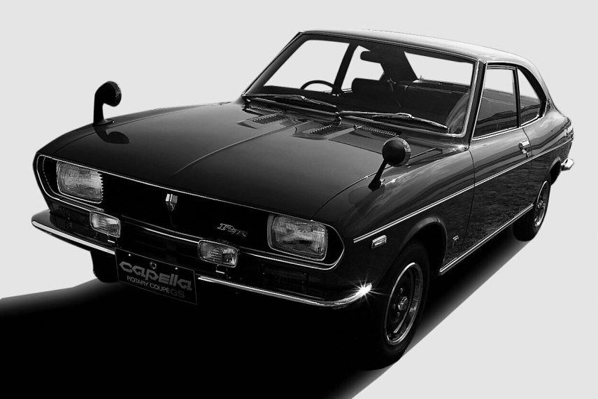 Mazda Capella Rotary Coupe GS