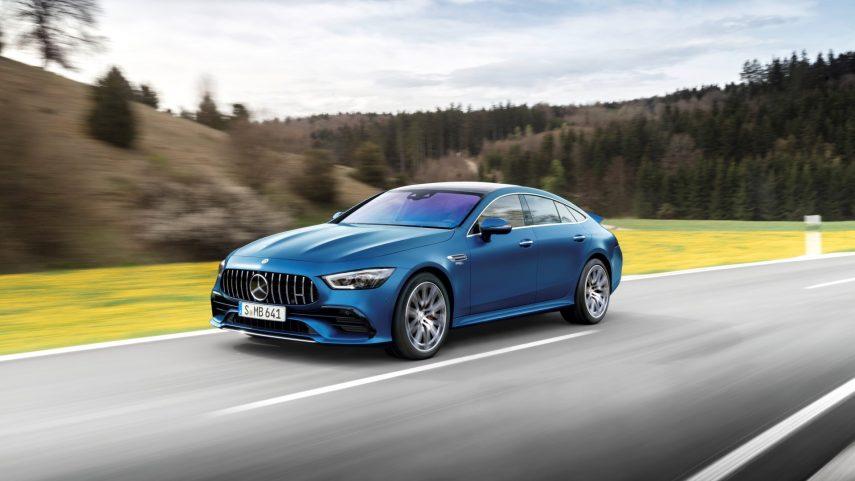 Mercedes-AMG GT 4 Puertas 2022, afinando un pelín más un buen producto