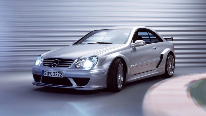 Coche del día: Mercedes-Benz CLK 55 AMG DTM (C209/A209)