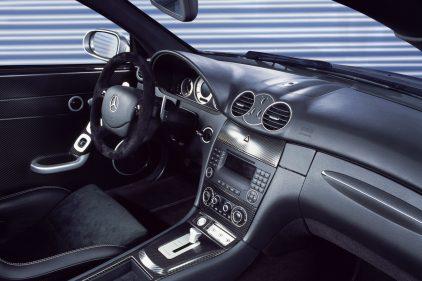 Mercedes Benz CLK 55 AMG DTM Coupe 4