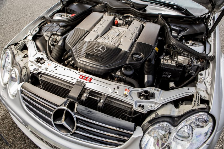 Mercedes Benz CLK 55 AMG DTM Coupe 5