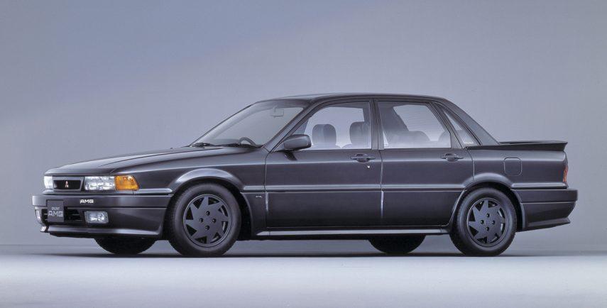 Mitsubishi Galant AMG 2